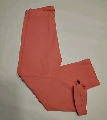 Hanna Andersson Leggings size 140 Girls pink