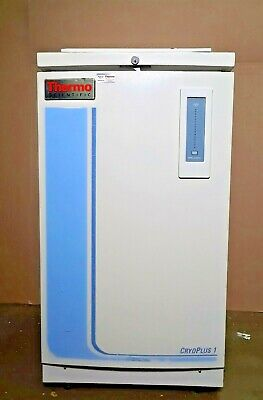 Thermo Scientific CryoPlus 1 Model 7400 Liquid Nitrogen Cryo Storage Syst #6174