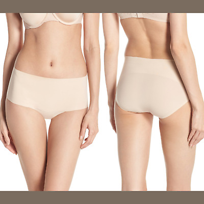 NEW Spanx Undie-tectable Briefs in Soft Nude [SZ Small ] #L194