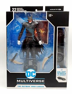 "McFarlane Toys DC Multiverse The Batman Who Laughs 7"" Action Figure"