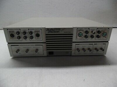 Audio Precision System One A Version SYS 22A