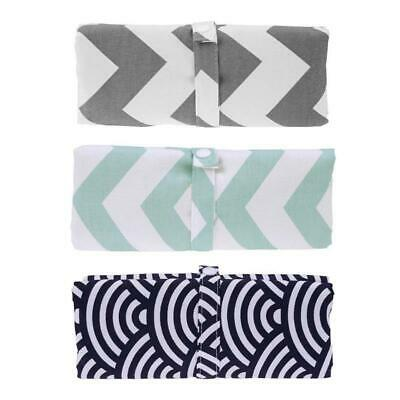 Baby Portable Foldable Washable Compact Travel Nappy Diaper Changing Mat Wa F8G6