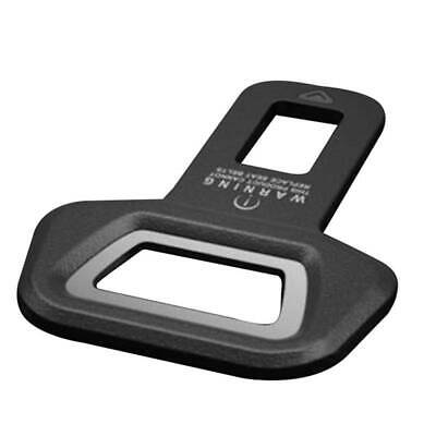 Universal Car Safety Seat Belt Buckle Alarm Stopper Clip Clamp-Bottle Open Top