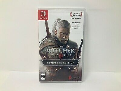 The Witcher III: Wild Hunt Complete Edition Nintendo Switch 2019