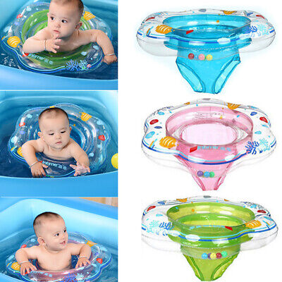 Kids Swim Ring Baby Swimming Pool Water Float Seat Safety Infant Inflatable