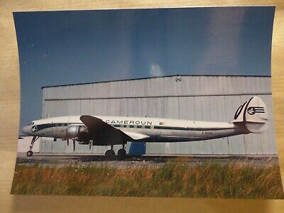 TREK AIRWAYS   SUPER CONSTELLATION    ZS-FAB collection vilain  N° 889