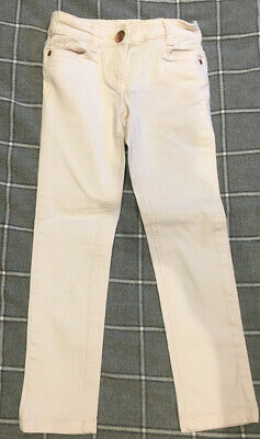 Next Girls Light Pink Jeans Size 6 Years
