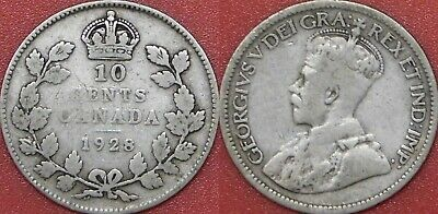 Brilliant Uncirculated 1950 Canada 5 Cents