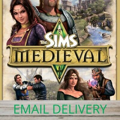 🎁The Sims Medieval🎁 PC/MAC Game Region Free WARRANTY