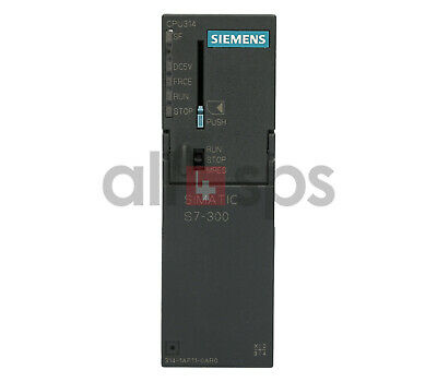 Simatic S7-300, Cpu 314 Zentralbaugruppe, 6Es7314-1Af11-0Ab0 (Us)