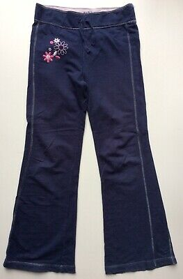TU girls blue jogging bottoms trousers 10 years