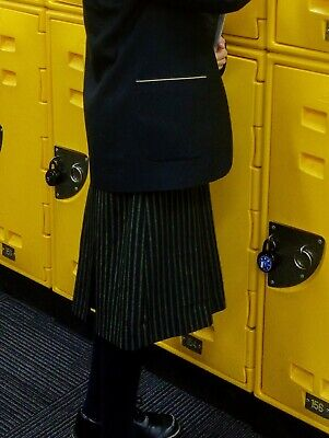 as new St. Columba WINTER UNIFORM