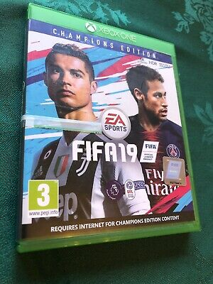 XBox One FIFA 19 Champions Edition Xbox One