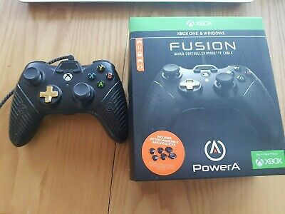 Xbox One and Windows Fusion Wired Controller 3M Cable - Open Box Never Used