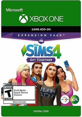The Sims 4 Get Together Xbox One XBOX ONE FULL GAME KEY