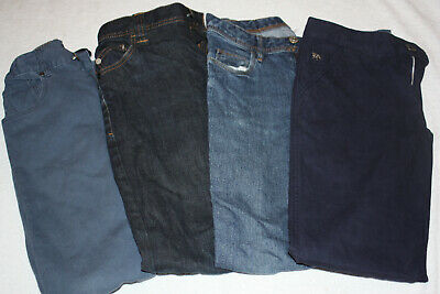 Bundle 4 x boys trousers/jeans, 10-11, Next, H & M, Jasper Conran