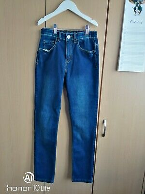 Boys skinny jeans age 11 To 12 good condition