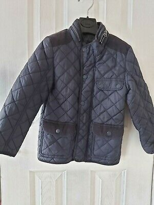 TU Boys Dark Blue ,Jacket, age 4 Years.