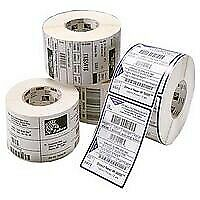Zebra Z-Perform 1000D Permanent acrylic adhesive uncoated perforated 3003245-1