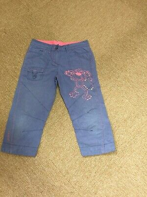 Next Girls Cropped Jeans Age 11