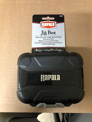 "NEW Rapala Utility Box Medium 6.75/""x4/""x2/"" RUBM"