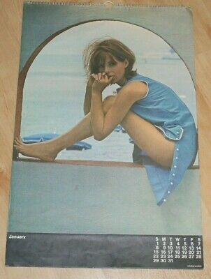 CALENDAR  FROM PIRELLI COLLECTION  by crosby fletcher forbes
