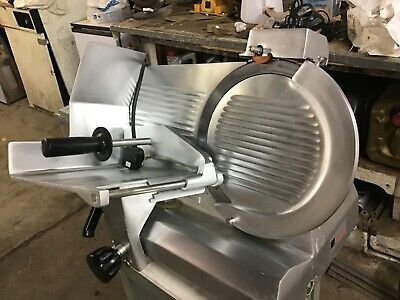metalnord commercial meat slicer