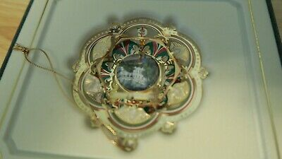 The White House Historical Association ~ Christmas Ornament 2005 ~ NEW In Box
