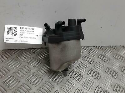 2011 PEUGEOT 207 1560 Diesel FUEL FILTER HOUSING   9672314980