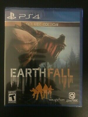 Earthfall Deluxe Edition (Sony PlayStation 4)