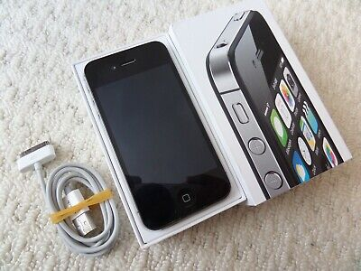 Apple iPhone 4s 8GB Black Unlocked | A1332 Mobile Smartphone