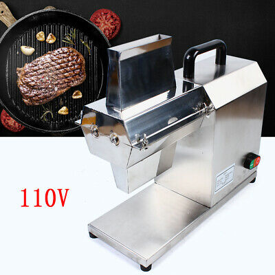 Electric Meat Cuber Tenderizer Heavy Duty Stainless Steel Compact 172r/200r/min