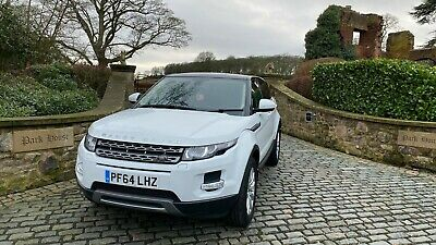 Range Rover Evoque 2.2 SD4 Pure Tech Panoramic Roof 12 MONTH MOT & NEW SERVICE
