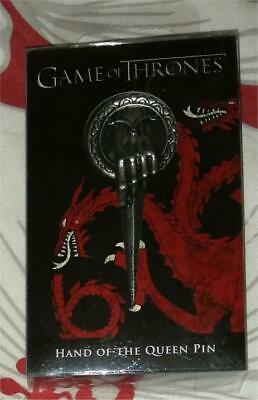 Game of Thrones Dark Horse Hand of the Queen pin