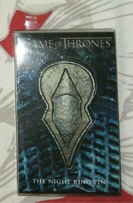 Game of Thrones Dark Horse Night King pin