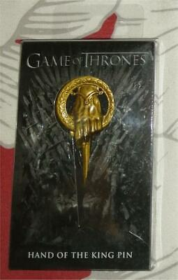 Game of Thrones Dark Horse Hand of the King pin