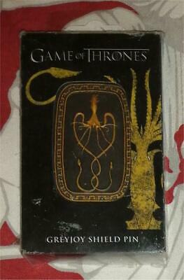 Game of Thrones Dark Horse House Greyjoy pin