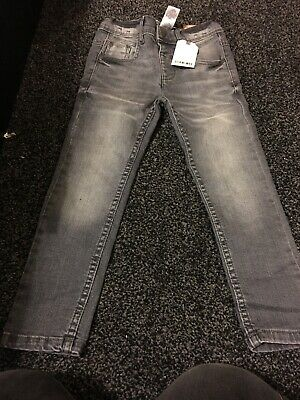 Next Bnwt Skinny Fit Ajustable Waist Jeans Age 4-5