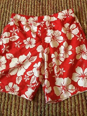 Boys Swim Shorts By Marks And Spencer Age 15-16 Hardly Worn