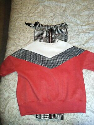 Girls Next Outfit Age 6Jumper worn a few times, pants never been worn
