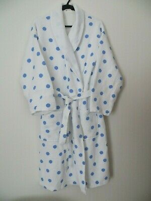 M&S cotton waffle Dressing Gown size 20-22