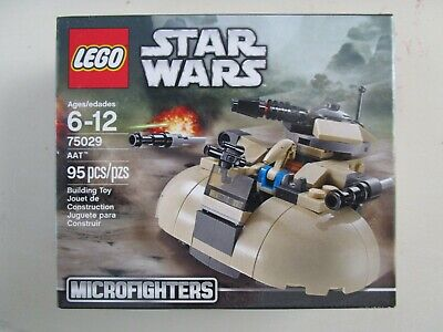 Armored Assault Tank Lego 75029 Star Wars Microfighters Series1