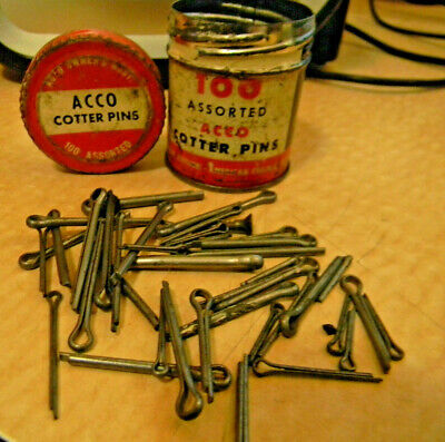 Ext Prong Cotter Pin PK1000 3//32Dx2 L