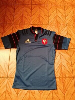 France Rugby Jersey Sz. S