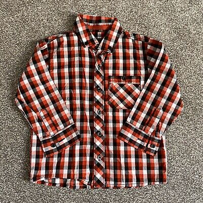 NEXT Boys Shirt (perfect for Christmas) - Age 18-24 Months