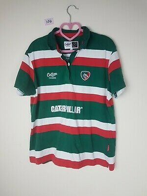 Ladies Cotton Traders Leicester Tigers Polo Tops Size 18