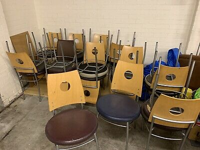 Dining Chairs Cafes Restaurants JOB LOT