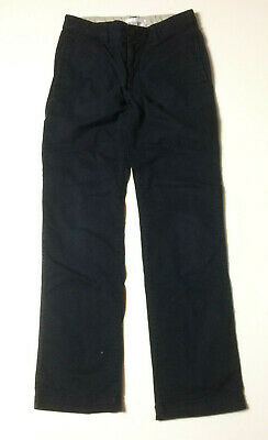 Gap Kids Boys Blue Chinos Trousers Age 14 Regular