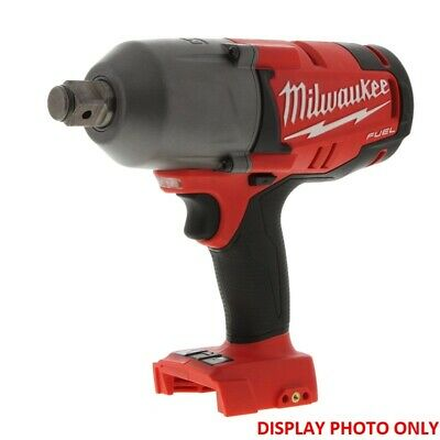 "Milwaukee 18V 3/4"" Fuel Impact Wrench Skin M18Chiwf34 