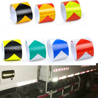 Tape Strip  Night Safety Conspicuity Sticker Reflective Safety Warning Tape